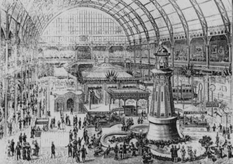 Exposition Universelle de 1881 de Paris