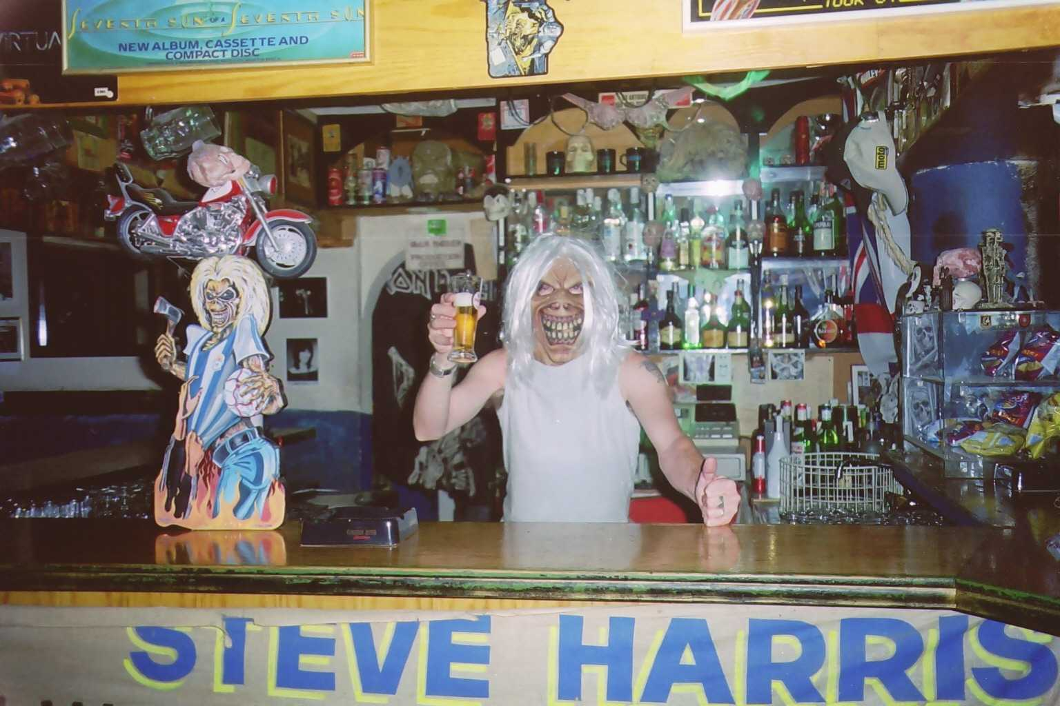 Welcome To Eddie S Bar